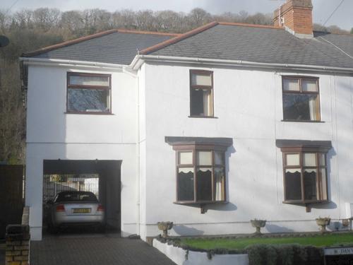 Dan Y Graig Terrace, Neath, Cadoxton, SA...